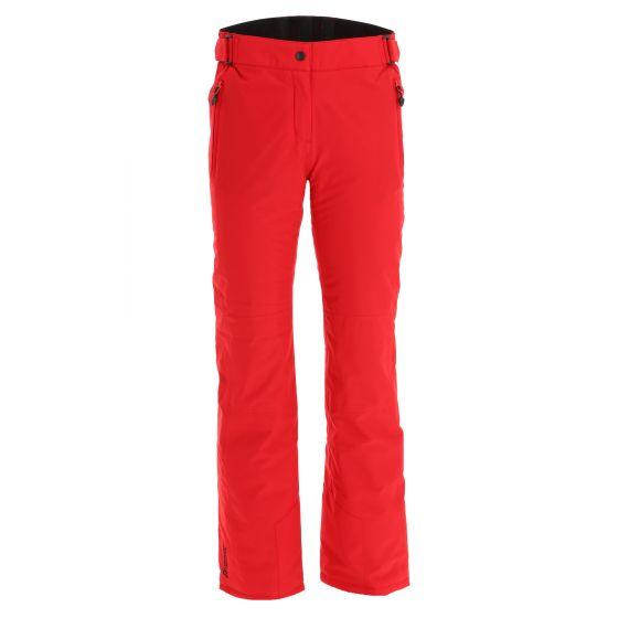 Maier Sports, Vroni Slim ski pants plus size women tango red