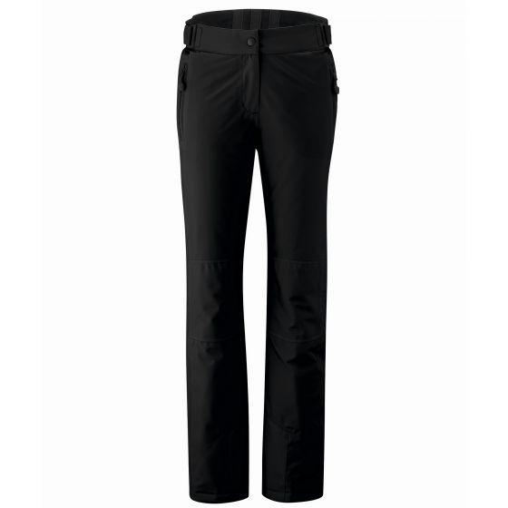 Maier Sports, Vroni Slim ski pants plus size women black