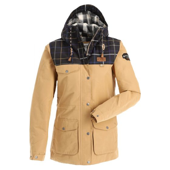 Picture, Kate Jkt ski jacket women tan brown