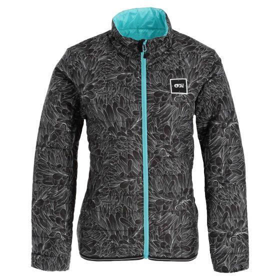 Picture, Loys Jkt jacket women feathers grey