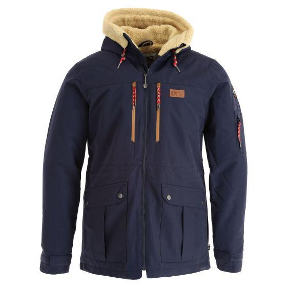 Picture, Vermont Jkt ski jacket men dark blue