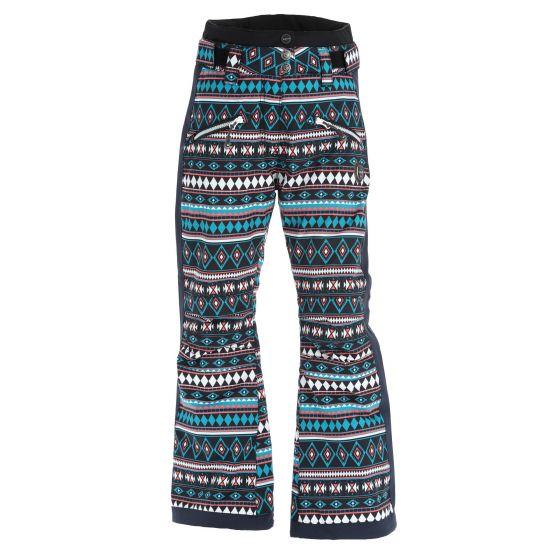 Rehall, Latoya-R-Jr ski pants kids inka capri breeze blue