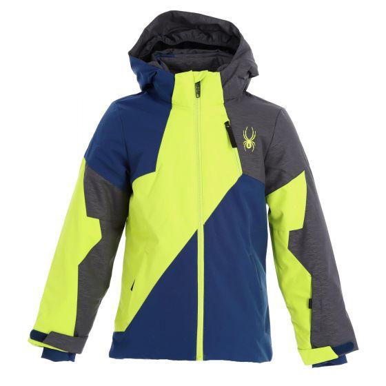 Spyder, Ambush ski jacket kids abyss blue