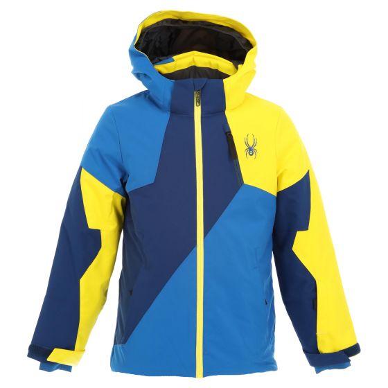 Spyder, Ambush ski jacket kids old glory blue