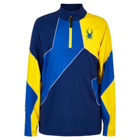 Spyder, Divide pullover kids abyss blue
