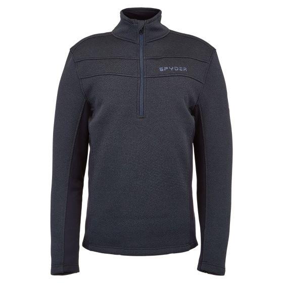 Spyder, Encore Half Zip sweater men forest black