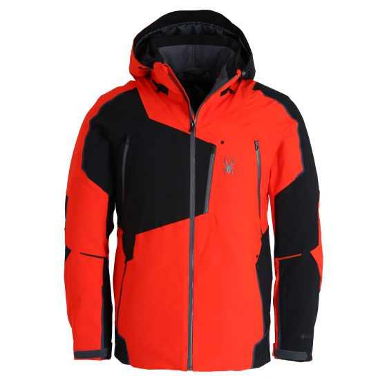 Spyder, Leader GTX ski jacket men vulcano red