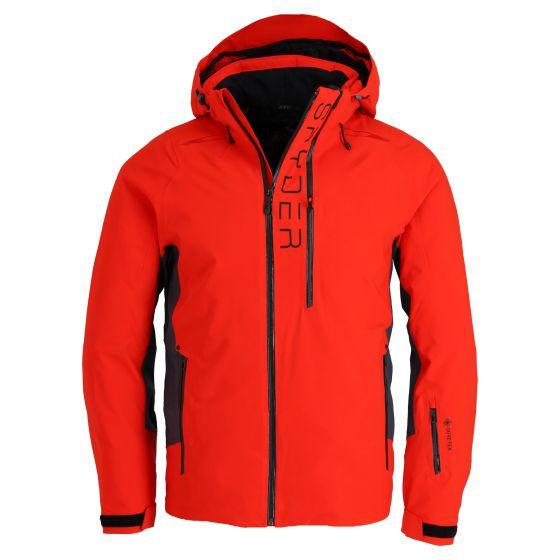 Spyder, Orbiter GTX ski jacket men volcano red
