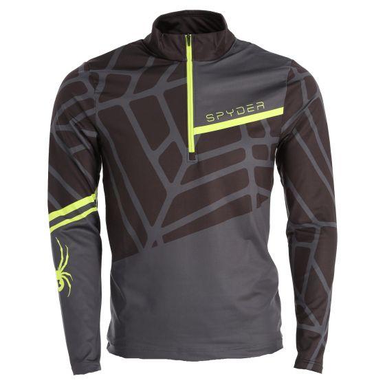 Spyder, Vital pullover men grey/black