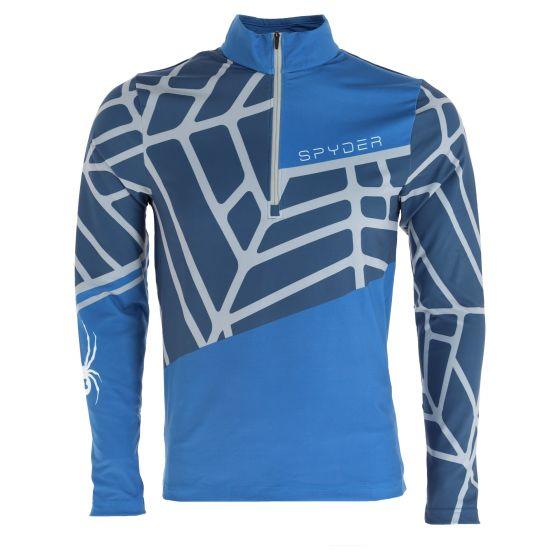 Spyder, Vital pullover men old glory blue