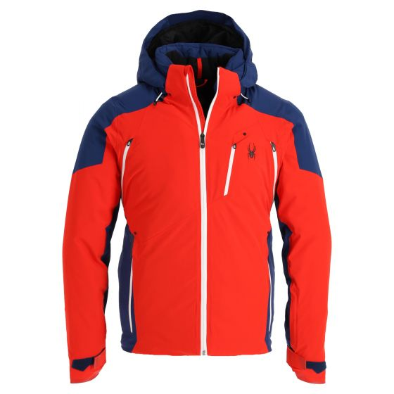 Spyder, Vanqysh GTX ski jacket men volcano red