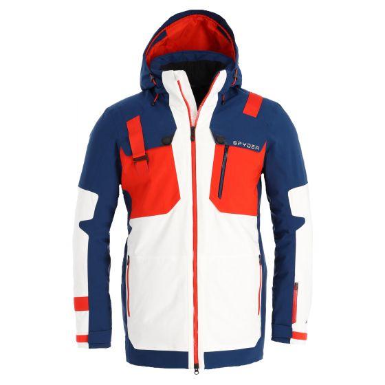 Spyder, Tordrillo GTX ski jacket men white