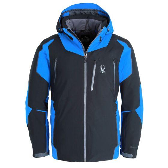 Spyder, Leader GTX ski jacket men old glory blue/black