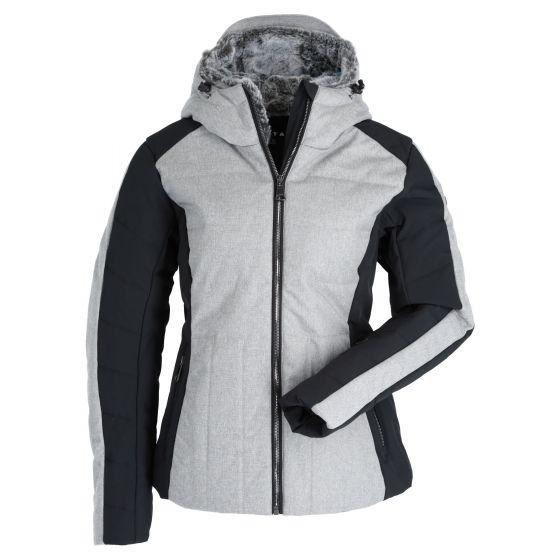 Luhta, Ennys ski jacket women pronze grey