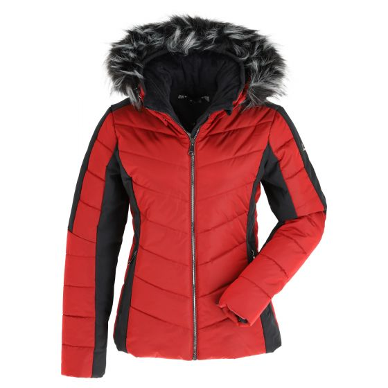 Luhta, Emas ski jacket women classic red