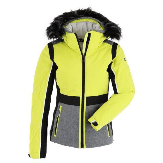 Luhta, Ekois ski jacket women yellow