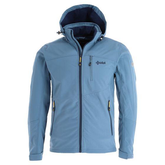 Kilpi, Milo-M softshell ski jacket men blue