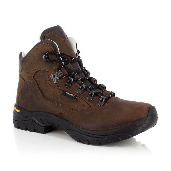Kimberfeel, Anker hiking boots unisex marron brown