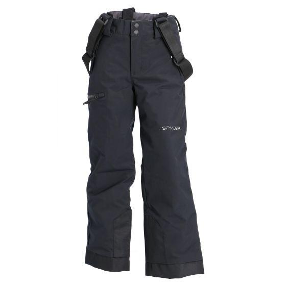 Spyder, Propulsion, ski pants, kids, black