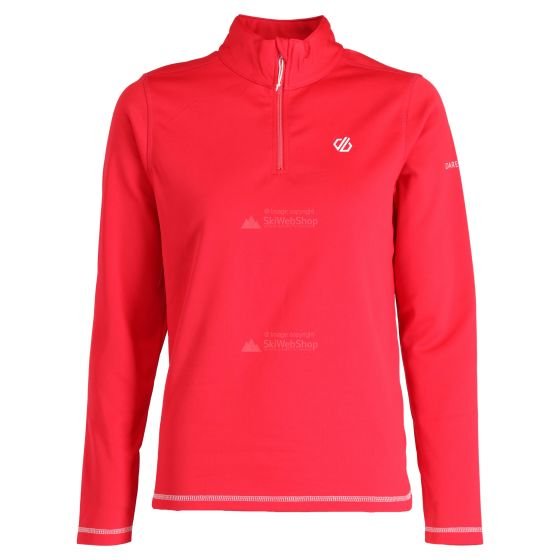 Dare2b, Lowline core stretch, pullover, plus size, women, red