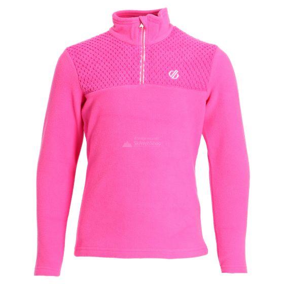 Dare2b, Mountfuse fleece, pullover, kids, pink