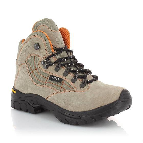 Kimberfeel, Flaine hiking boots women taupe brown