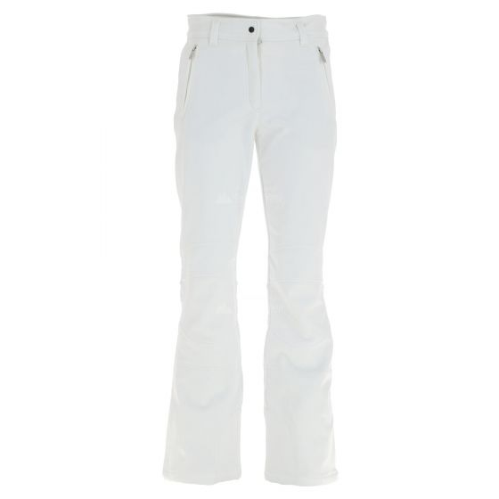 Icepeak, Outi, softshell ski pants, women, white