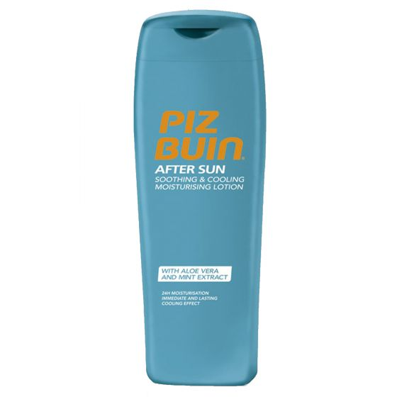 Piz Buin, After Sun, Soothing & Cooling Moisturising Lotion
