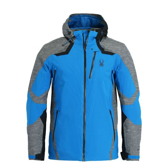 Spyder, Leader GTX, ski jacket, men, old glory blue
