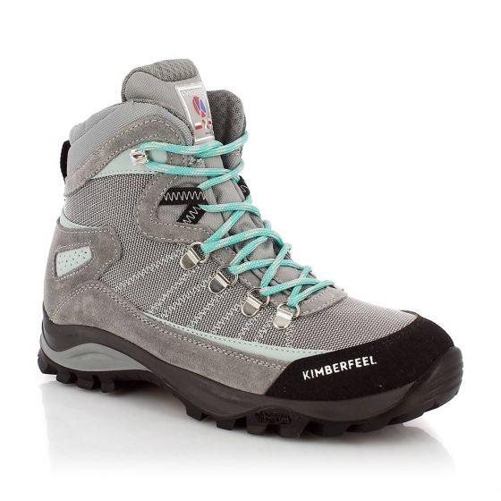 Kimberfeel, Todorka hiking boots women Turquoise
