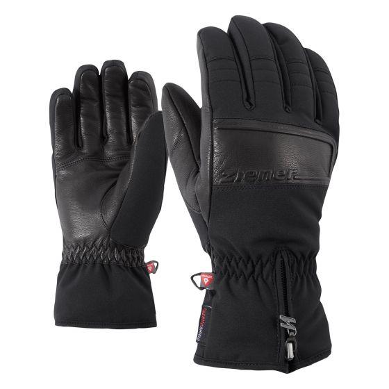 Ziener GOLOSO PR Glove Ski Alpine Black Men Men GOLOSO PR