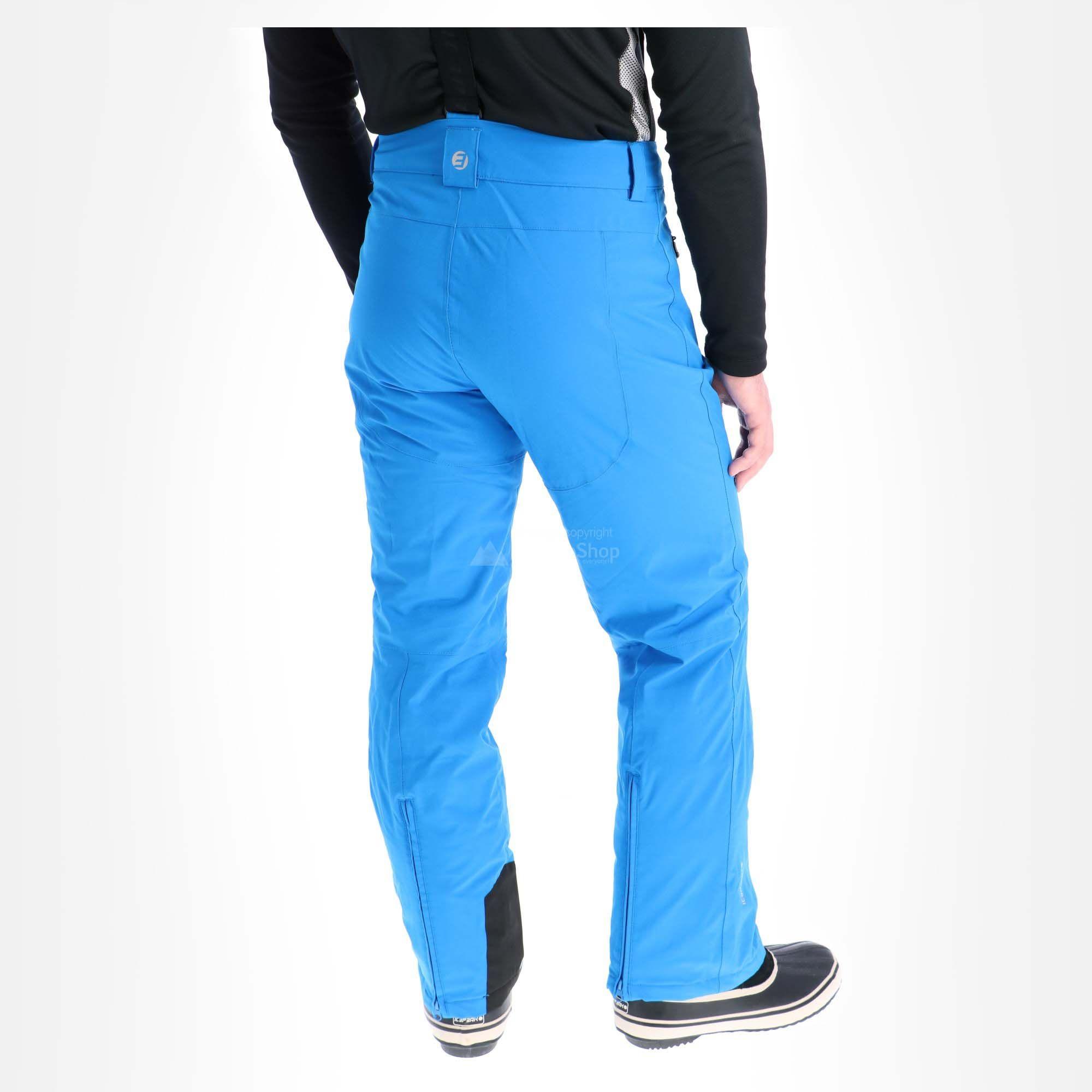 Icepeak, Noxos, ski pants, long model, men, blue ...