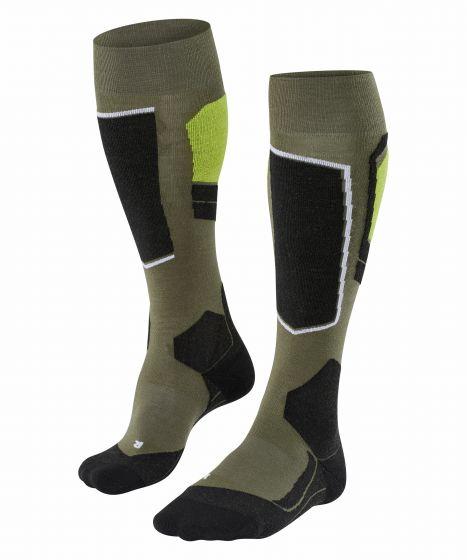Falke, Falke Sk4 ski socks men thyme green