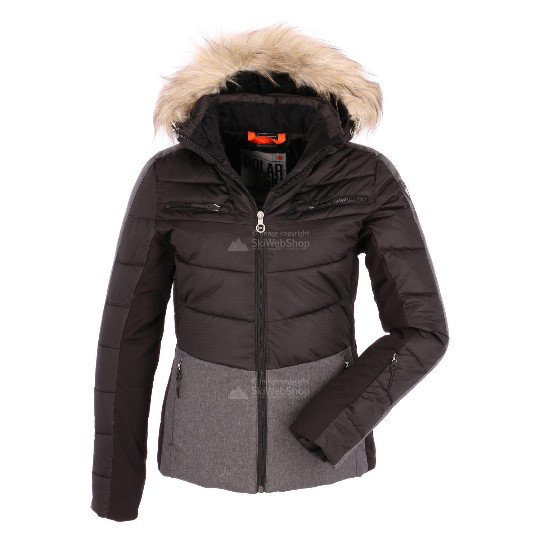 Icepeak, Cathy ski jacket, women, black