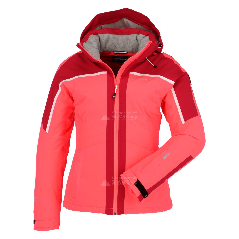 Icepeak, Nancia ski jacket, women, hot pink SkiWebShop.com