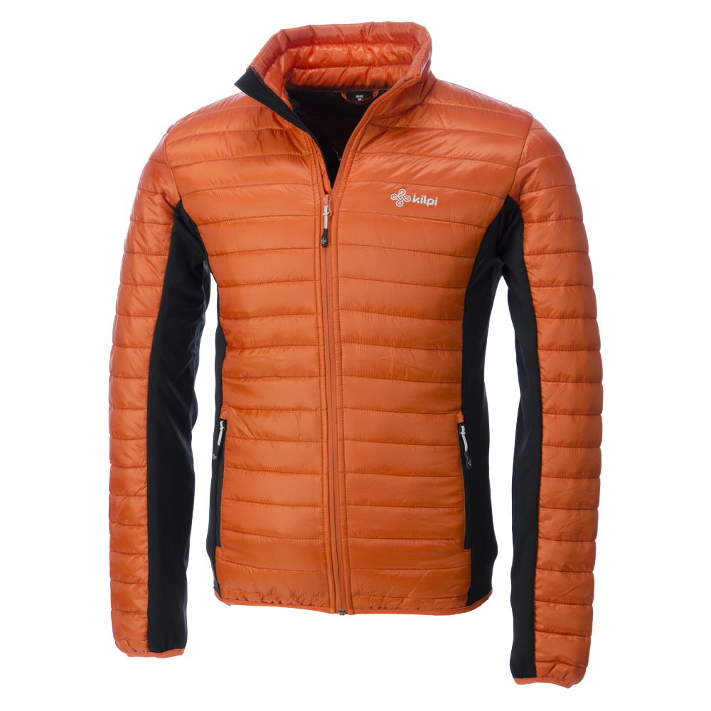 Kilpi, Isaiah Midlayer Ski Jacket, Men, Orange SkiWebShop.com