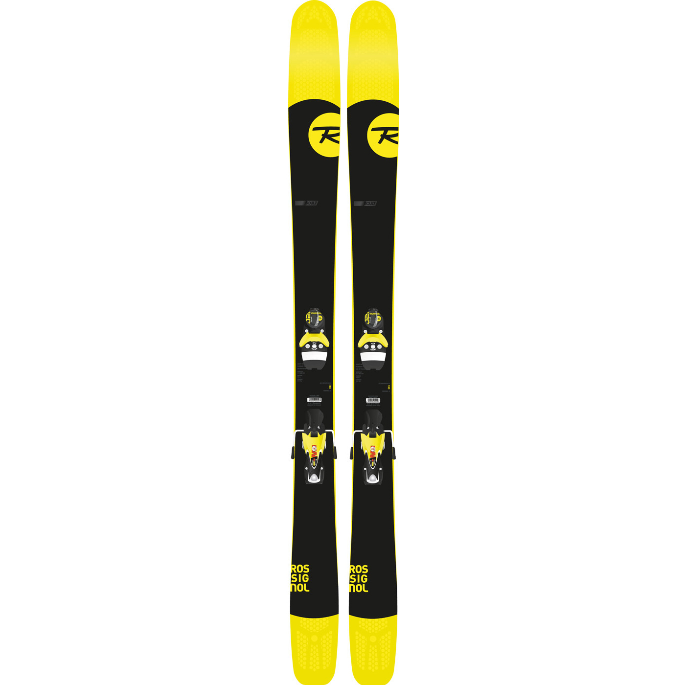 Rossignol Soul 7, Freeride Skis, Winter 2015/16, Axial 3