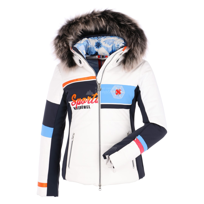 sportalm tonka ski jacket women bright white. Black Bedroom Furniture Sets. Home Design Ideas